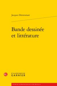 Bande dessinée et littérature Bdlit10