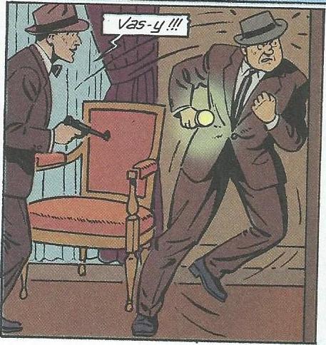 Pleins feux sur Edgar Pierre JACOBS et Blake et Mortimer (2ème partie en cours) - Page 4 Caf10