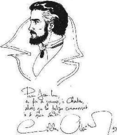 Dédicaces de Lefranc Chaill10