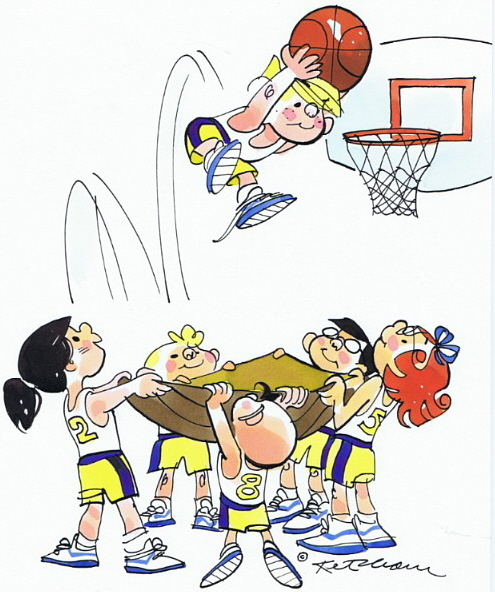 Hank Ketcham et Dennis the Menace ( Denis la Malice ) Dennis10