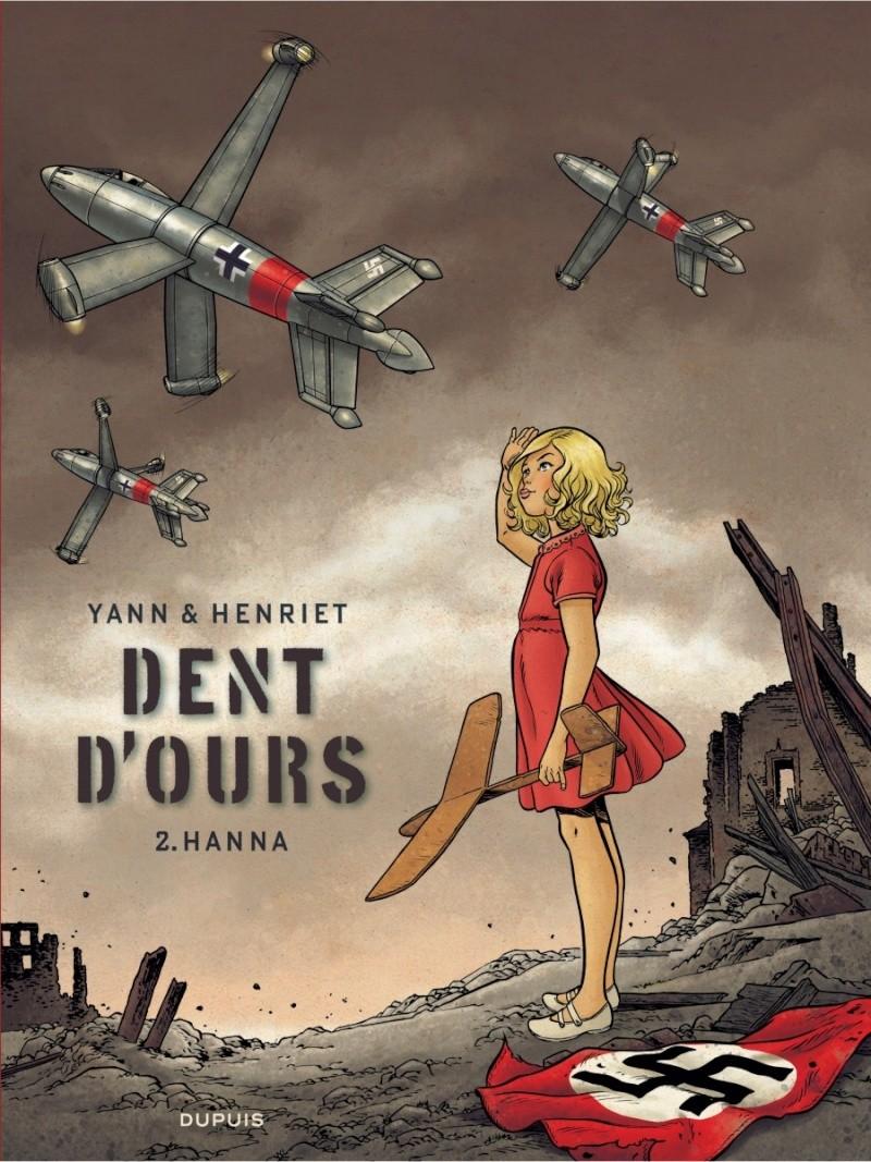 Dent d'ours et autres BD de Yann et Henriet Dentd210