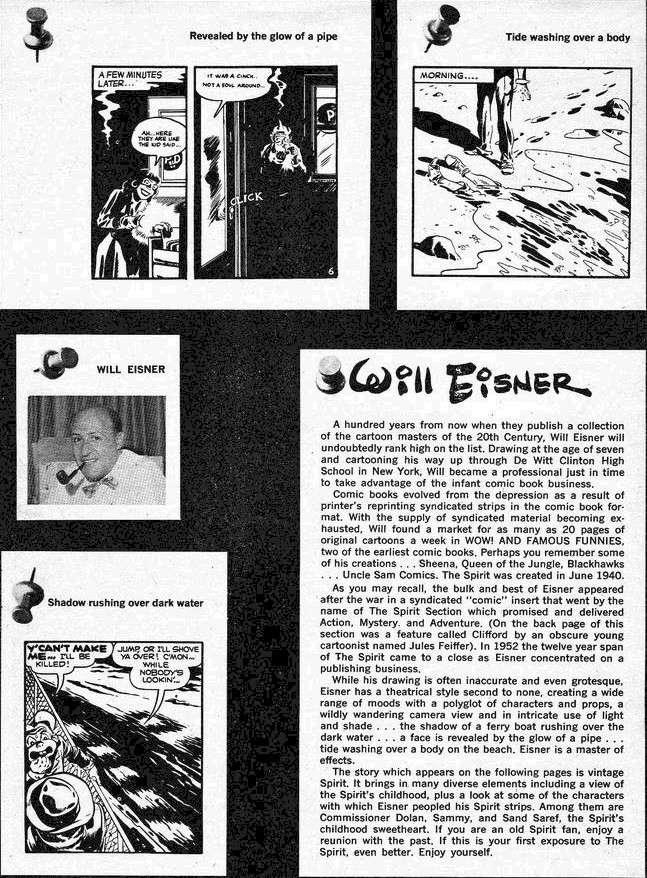 Les récits de Will Eisner - Page 2 Eisner12