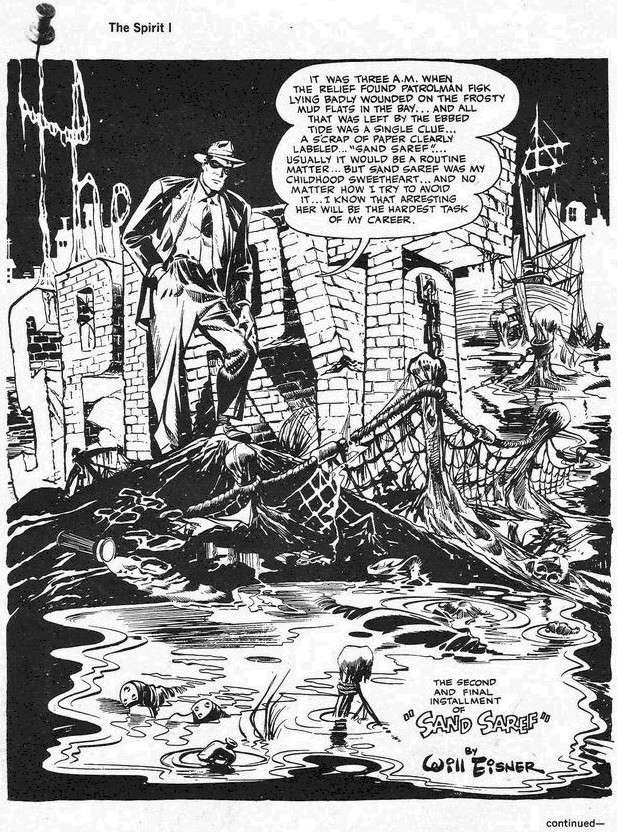 Les récits de Will Eisner - Page 2 Eisner13