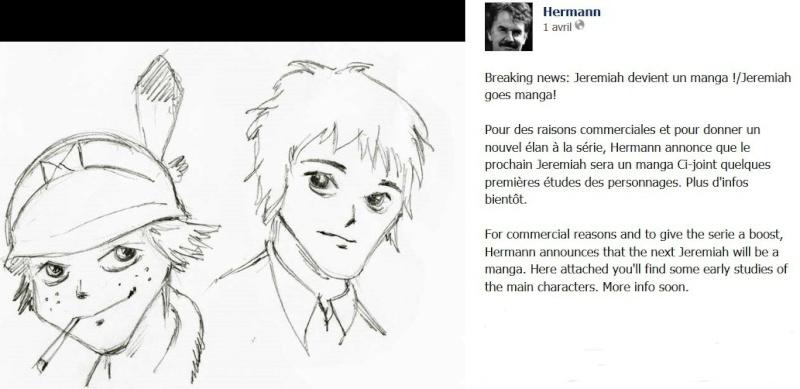 Hermann le dessinateur sans limite - Page 9 Herman13