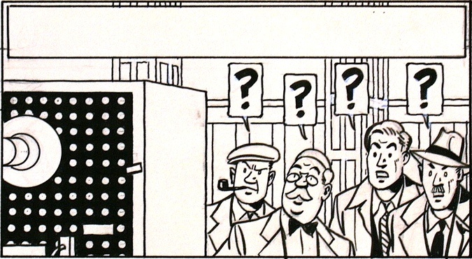 Pleins feux sur Edgar Pierre JACOBS et Blake et Mortimer (2ème partie en cours) - Page 3 Jacobs11