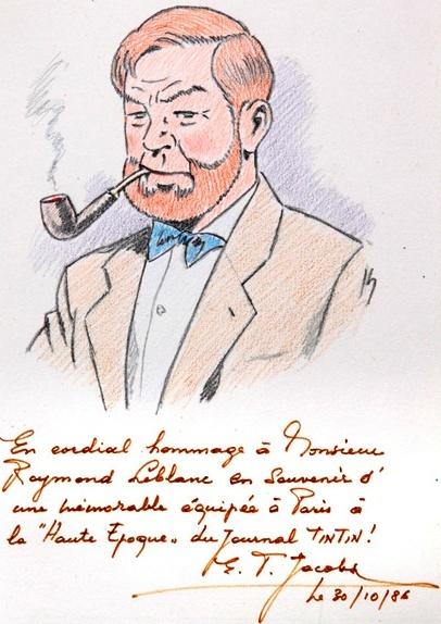 Pleins feux sur Edgar Pierre JACOBS et Blake et Mortimer (2ème partie en cours) - Page 3 Jacobs13