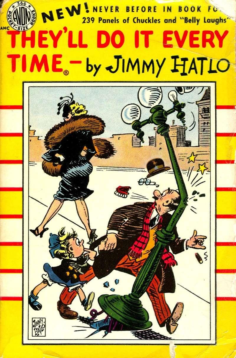 Les contradictions du genre humain ou le génie comique de Jimmy Hatlo Jh10