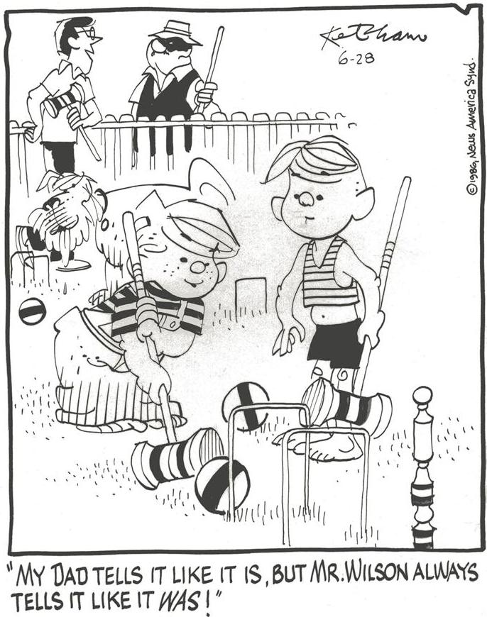 Hank Ketcham et Dennis the Menace ( Denis la Malice ) - Page 2 Ketcha11
