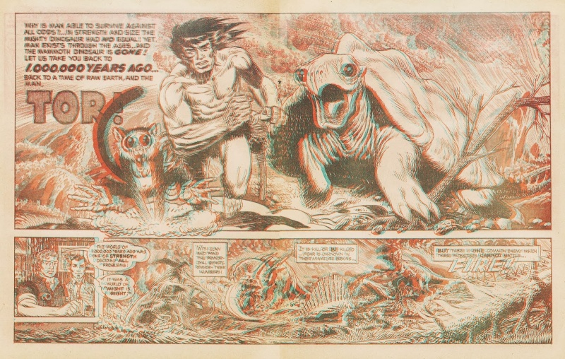 Joe KUBERT - Page 2 Kub110