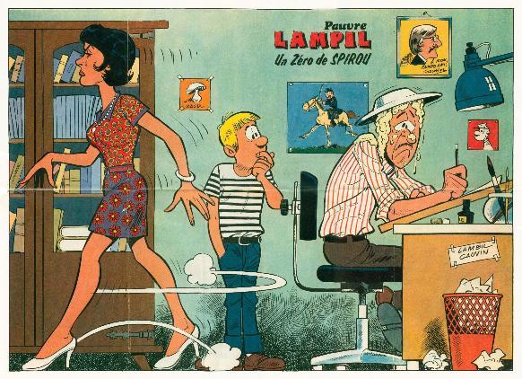 La carrière de Lambil Lambil11