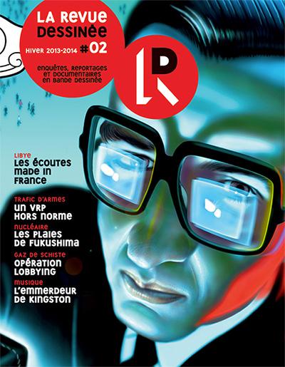 Reportages  journalisme et bande dessinée Lrd210