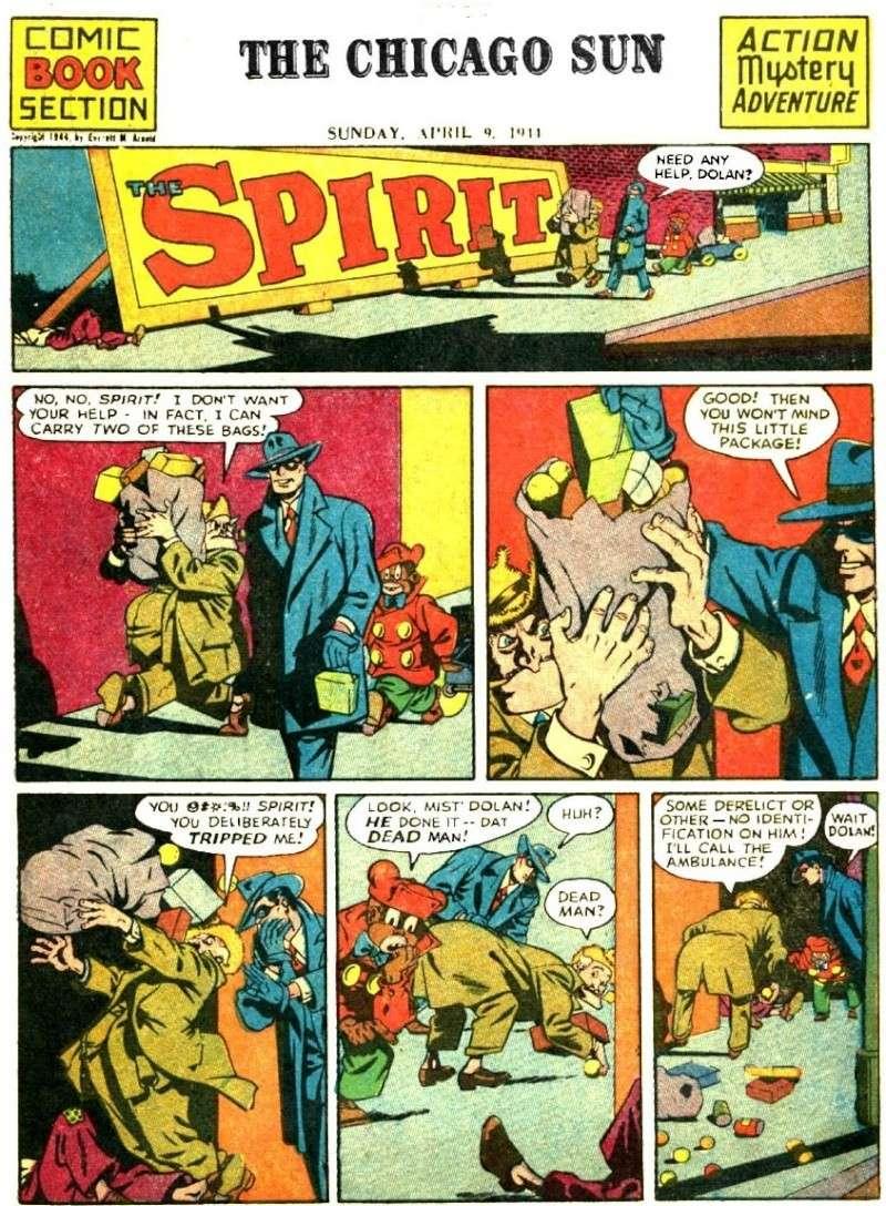 Les récits de Will Eisner - Page 2 Sp111