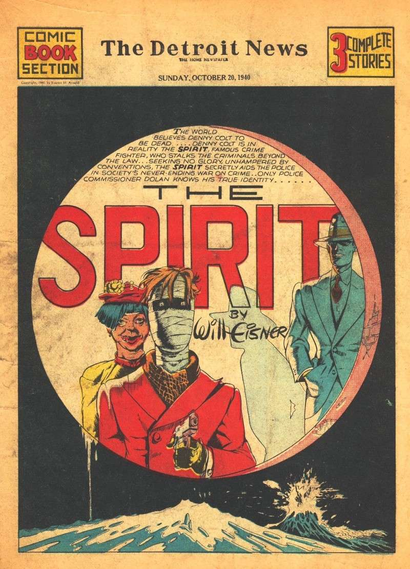 Les récits de Will Eisner - Page 2 Spi110