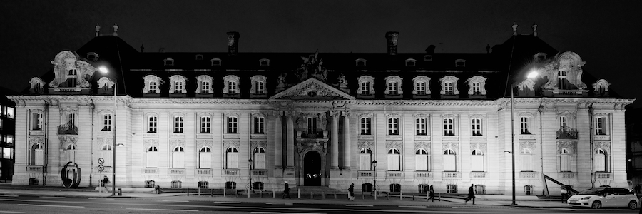Bâtiment de l'Arbed, av de la Liberté à Luxembourg 14020311