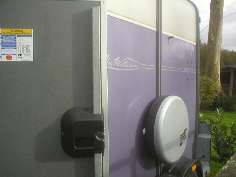 Ifor Williams 505 Epona Horse Trailer_ Brittany  ** SOLD ** 00610