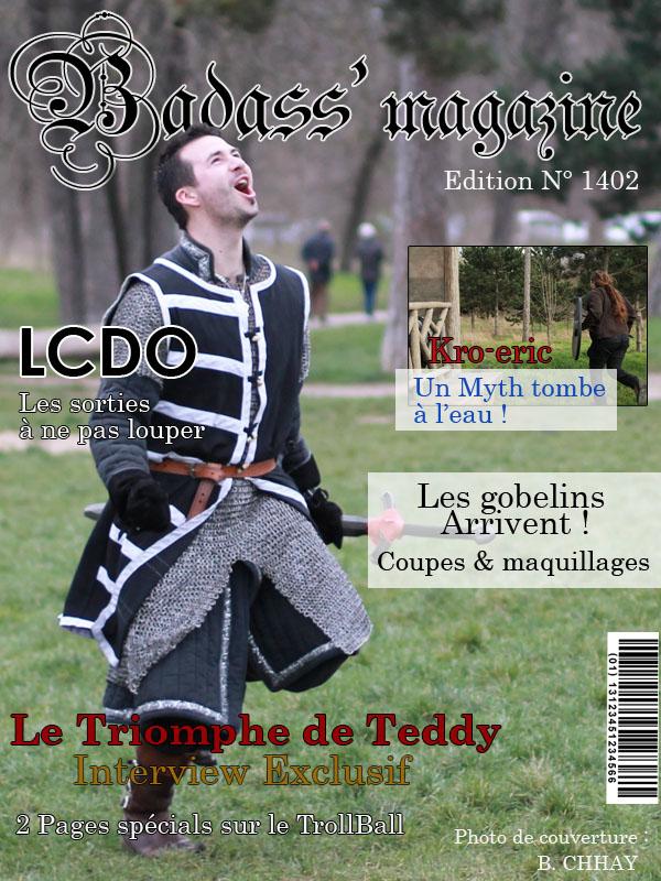 Badass' Magazine ! Badass10