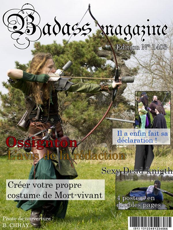 Badass' Magazine ! Badass12