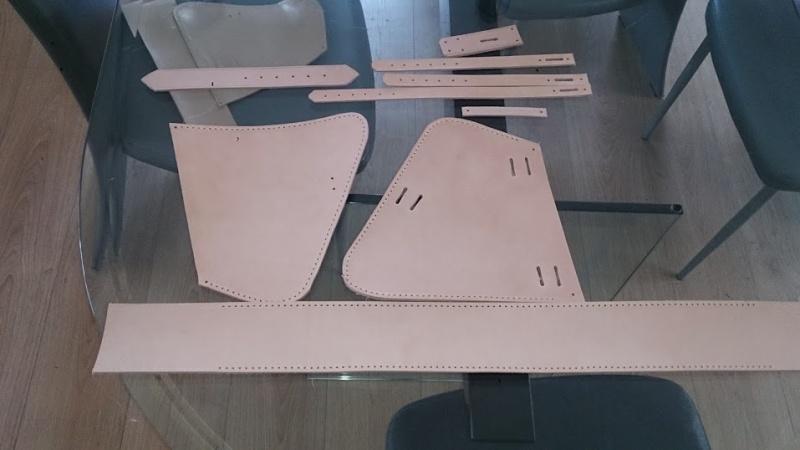 Fabrication d'une sacoche en cuir latéral pour sportster   Dsc_1110