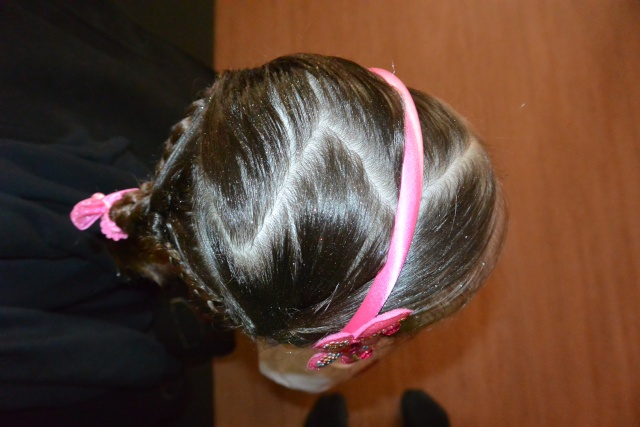Les coiffures de fille Coiffu36