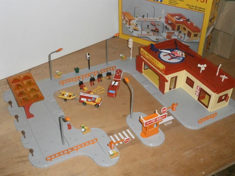 N°751 la caserne de pompier.  P9120021