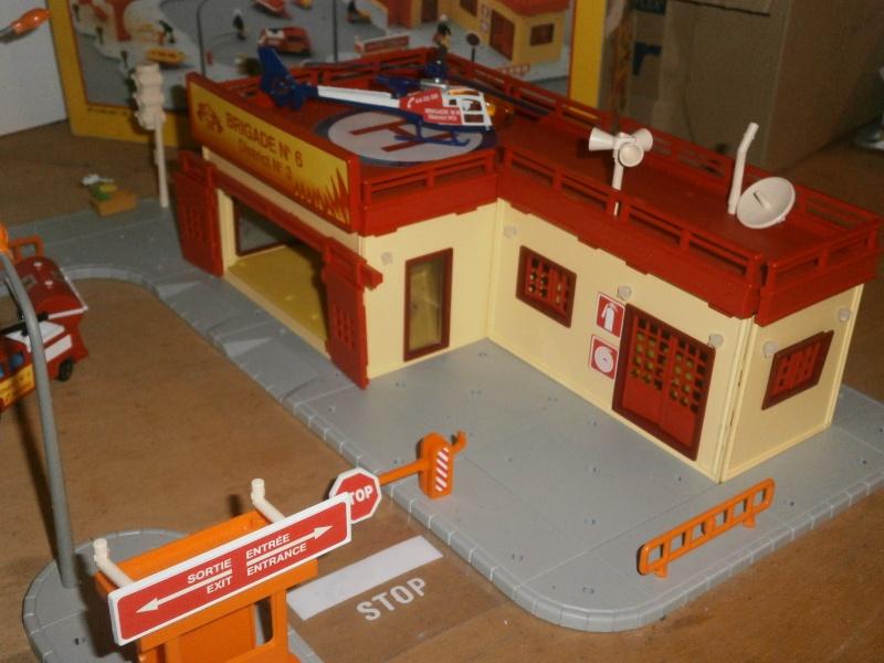 N°751 la caserne de pompier.  P9120022