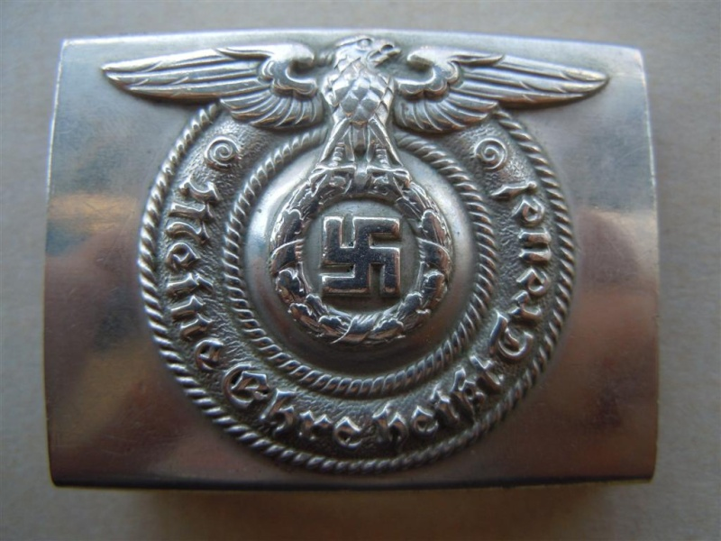 Boucle SS (maillechort) - RZM 36/36 - Overhoff 3636_110