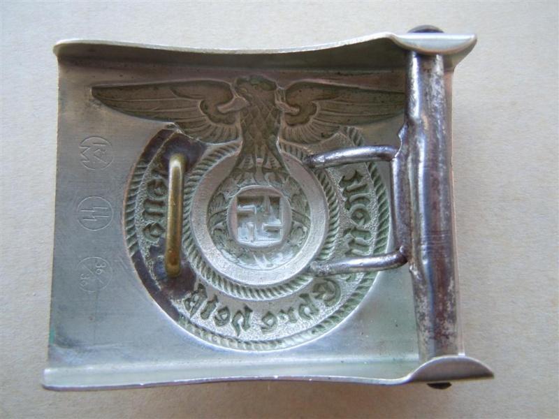 Boucle SS (maillechort) - RZM 36/36 - Overhoff 3636_210