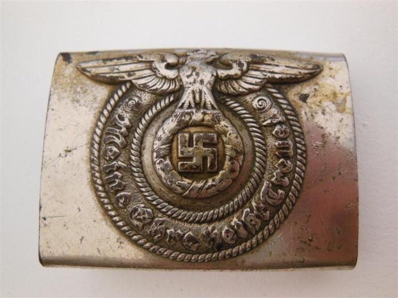 Boucle SS (acier nickelé) - sans fabricant - Overhoff   Dscn4313