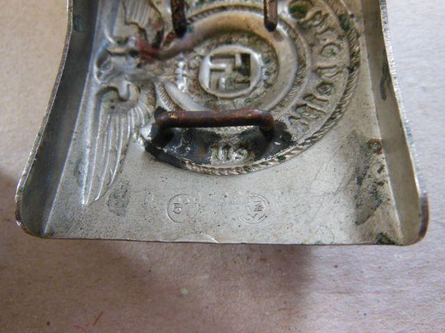 Boucle SS - RZM 57 GES GESCH Dscn6326