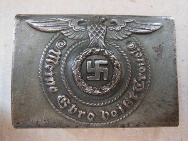 "Boucle SS - RZM 155/43 - Assmann ""feldgrau"" Dscn6419"