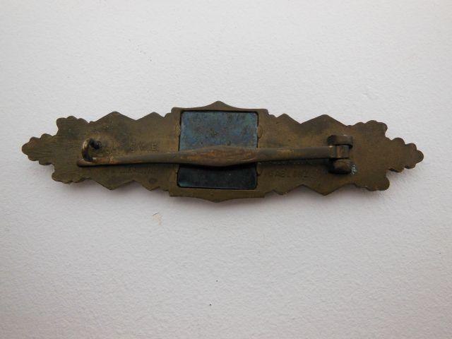 Barette des corps à corps - classe bronze - AGMUK (dans sa boîte cartonnée) Resize18