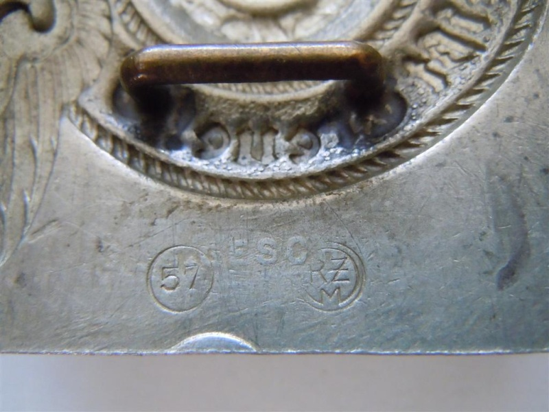 Boucle SS - RZM 57 GES GESCH Rzm57g10