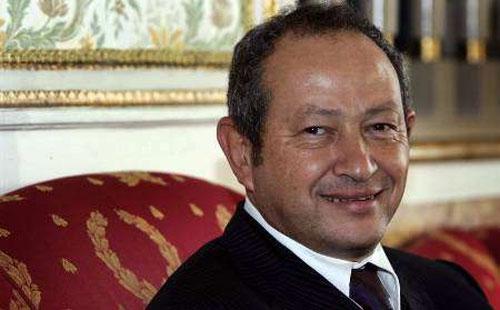 """بالفيديو ساويرس: رممت """"ثلاثة أرباع"""" مساجد مصر 12918210"""