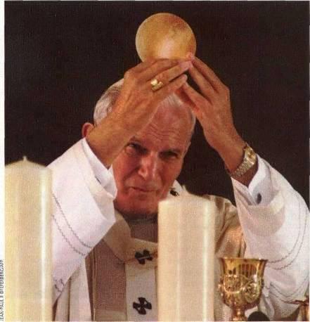 Neuvaine à saint Jean-Paul II pour la santé de Michel Bernatchez – « coeurtendre ». Jean-p10
