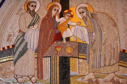 Neuvaine en préparation de la fête de la Présentation de Jésus au Temple Prasen10
