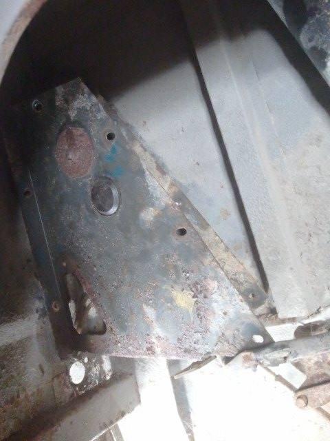 Les premiers étapes de la restauration de KnorrHy 14204710