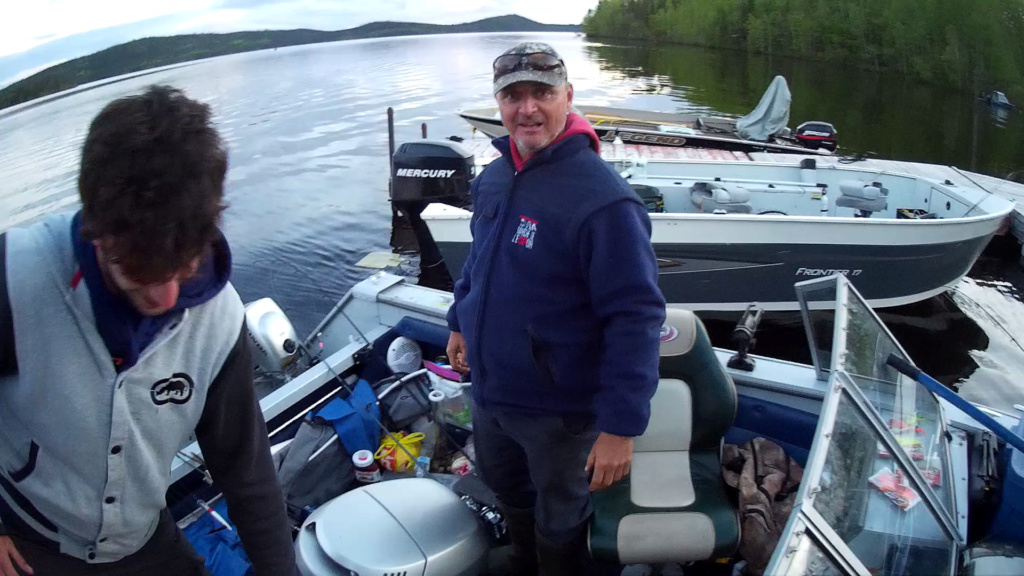 Bon trip de pêche  cette année au lac chibougamau !  Vlcsna14