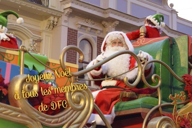 Disneyland Forum Club vous souhaite un joyeux Noël! Nono10