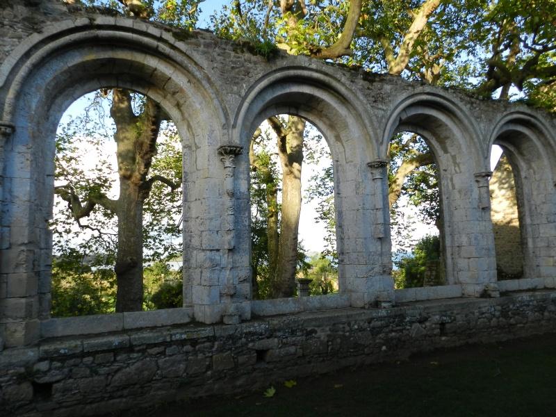 Abbaye de Beauport (Paimpol-Bretagne) à la Toussaint 2013 Abbaye10