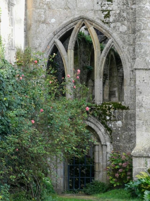 Abbaye de Beauport (Paimpol-Bretagne) à la Toussaint 2013 Abbaye14