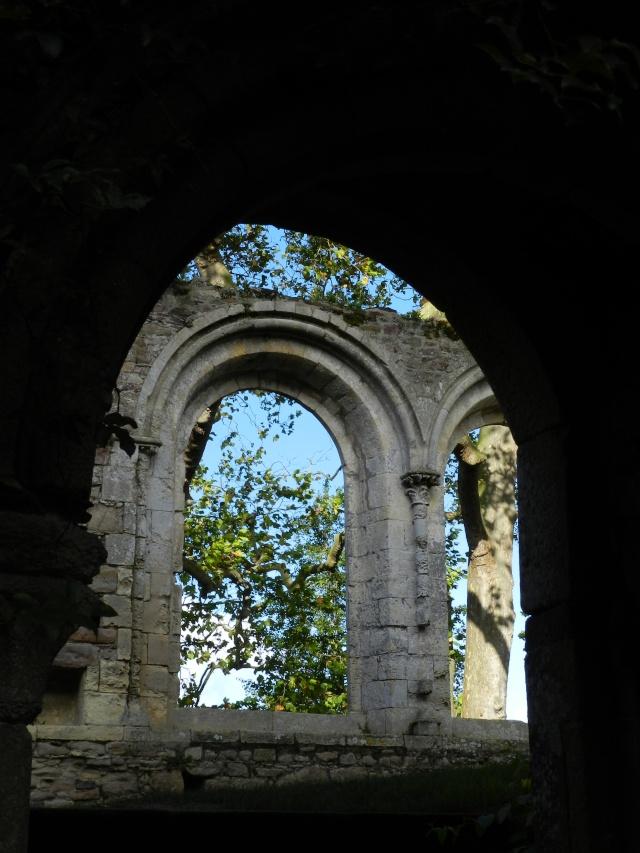 Abbaye de Beauport (Paimpol-Bretagne) à la Toussaint 2013 Abbaye16