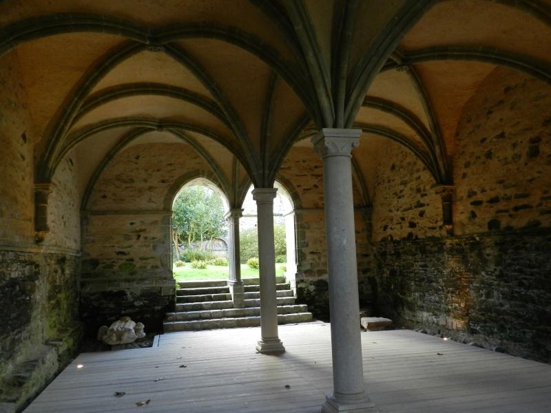 Abbaye de Beauport (Paimpol-Bretagne) à la Toussaint 2013 Abbaye17