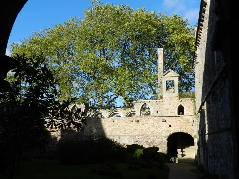 Abbaye de Beauport (Paimpol-Bretagne) à la Toussaint 2013 Abbaye18