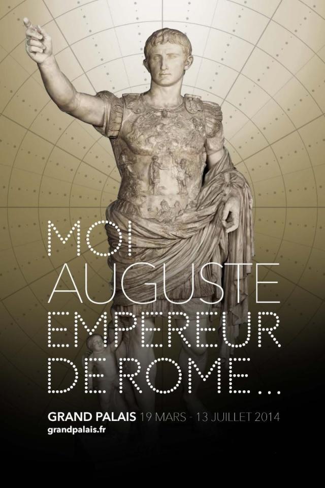 Exposition : Moi, auguste, empereur de Rome (Grand Palais 2014) August10