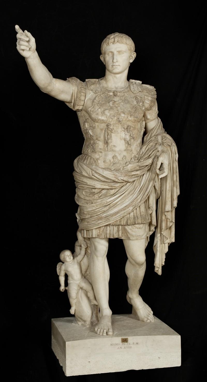 Exposition : Moi, auguste, empereur de Rome (Grand Palais 2014) August11
