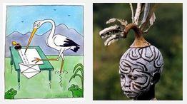 Juxtapositions oulipiennes d'images - Poésie des contrastes Col_de10