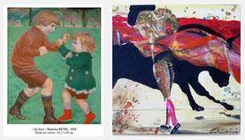 Juxtapositions oulipiennes d'images - Poésie des contrastes Combat10