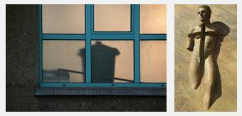 Juxtapositions oulipiennes d'images - Poésie des contrastes Croix10