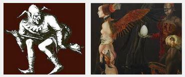 Juxtapositions oulipiennes d'images - Poésie des contrastes Diable10
