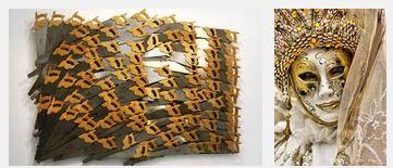 Juxtapositions oulipiennes d'images - Poésie des contrastes Dorure10
